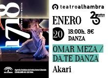 Ven al Teatro Alhambra enero.