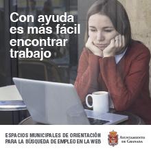 El Ayuntamiento de Granada trabaja por el empleo.