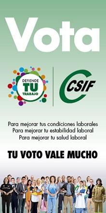 Vota a CSIF