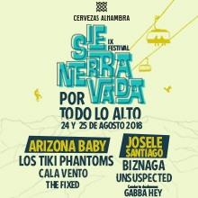 Ven al Festival Sierra Nevada por Todo lo Alto