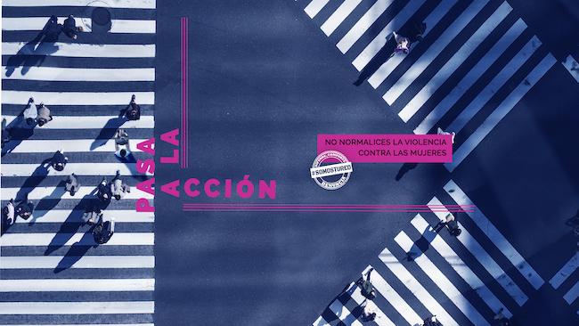 Campaña 25N: Pasa a la acción