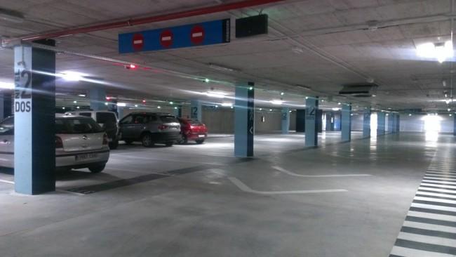 El ayuntamiento vuelve a ofertar 261 plazas de for Rentabilidad parking