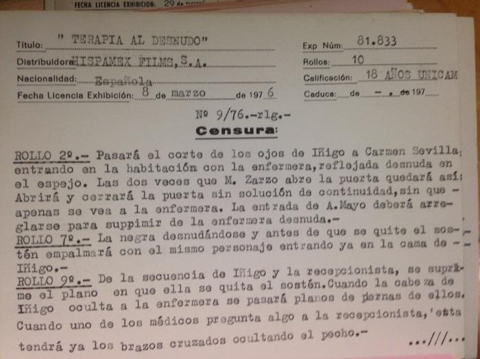 Hasta Que El Cura Censor Fue Vencido Por El Felpudo De La Cantudo