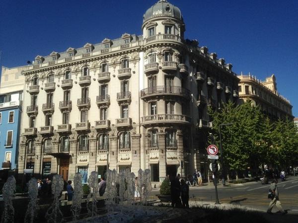 Catalanes que hicieron granada el independiente de granada for Oficinas de bankia en granada