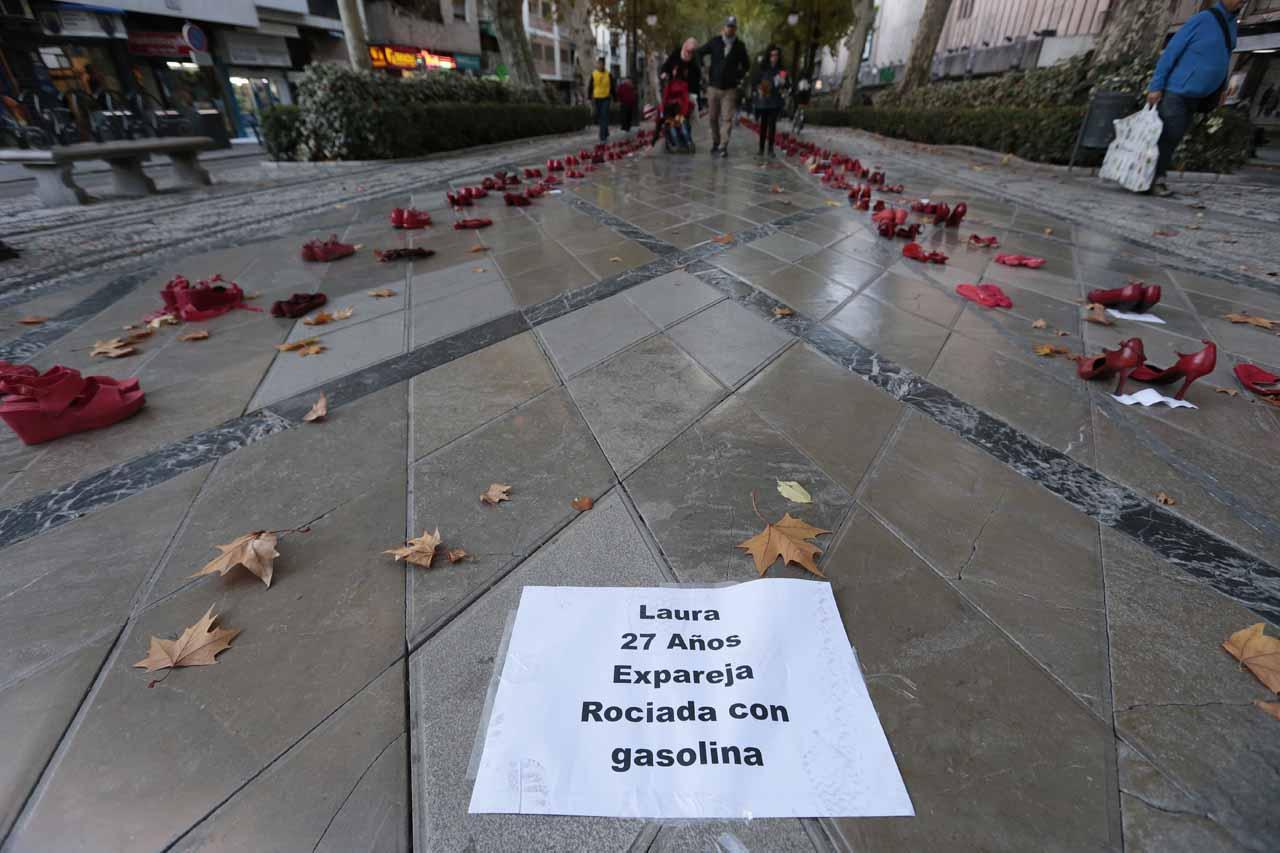 violencia zapatos rojos rojos zapatos zapatos fig violencia fig kXPTZiuO