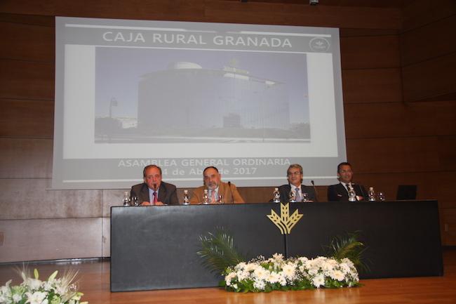 Caja rural granada cierra 2016 con un beneficio de 24 7 for Caja rural granada oficinas