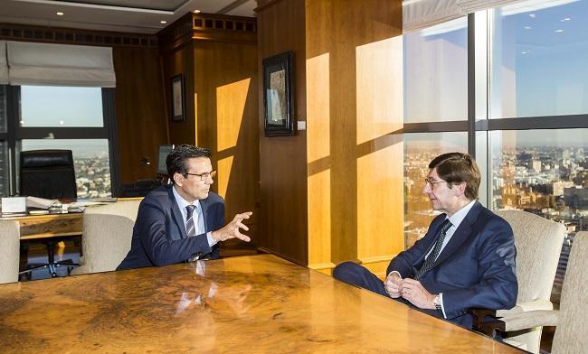 bankia comienza a negociar el recorte de plantilla en bmn