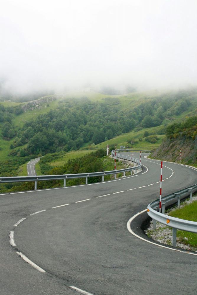 El encanto del camino depende más de la actitud que del paisaje.