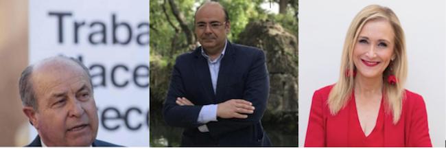 Torres Hurtado, Pérez y Cifuentes.