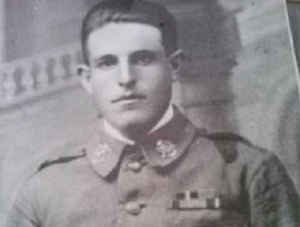 Manuel Parejo Alba fusilado el 21 de Julio de 1936.