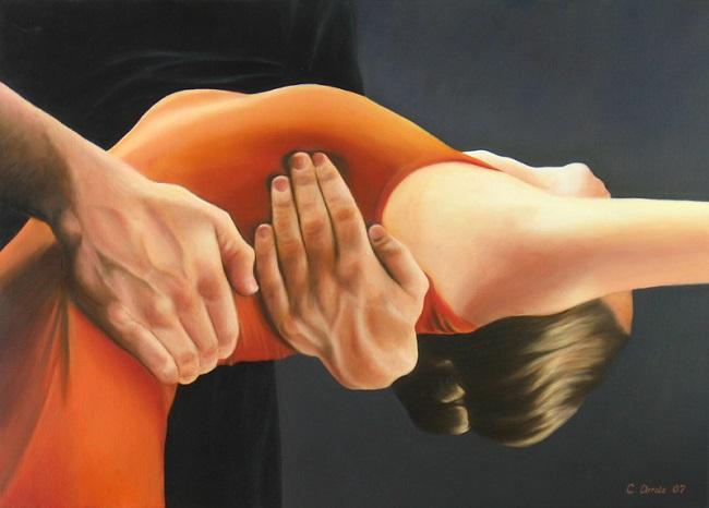 'El baile', de Cecilia Arrate.