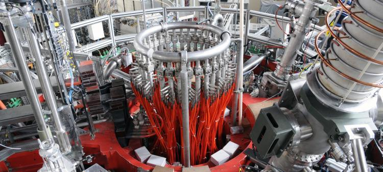 Imagen del Laboratorio Nacional del CIEMAT, el gran centro español de referencia.