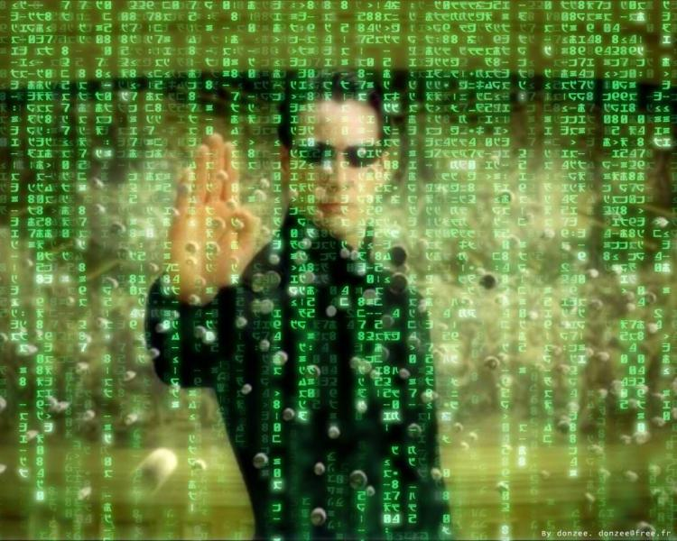 Fotograma de 'The Matrix Reloaded'