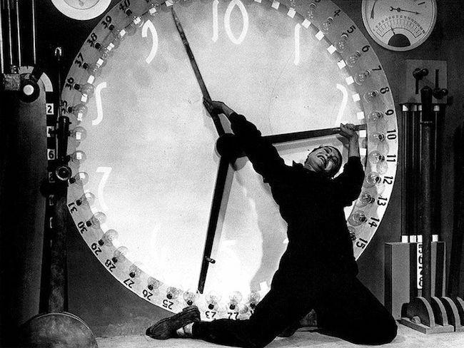 Fotograma de 'Metrópolis' (1927), de Fritz Lang.