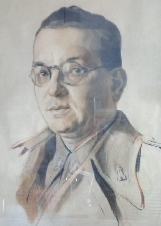 Menoyo Baños fue sentenciado a muerte y ejecutado en las tapias del cementerio de Granada.