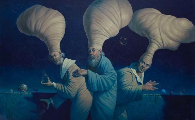 'Visionarios', de Fernando Garrido.