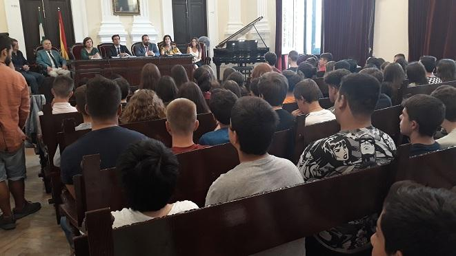 2ad0f7ddb Comienza el curso en los institutos con más oferta en bilingüismo ...