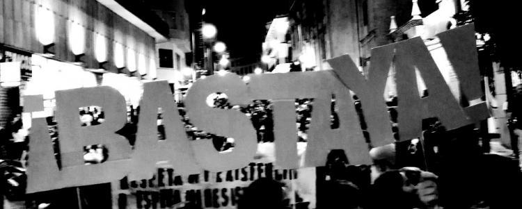 Imagen de la movilización feminista celebrada el pasado septiembre.