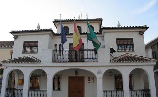 Ayuntamiento de Alfacar.