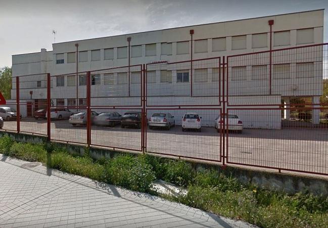 Edificio de la Escuela Oficial de Idiomas.