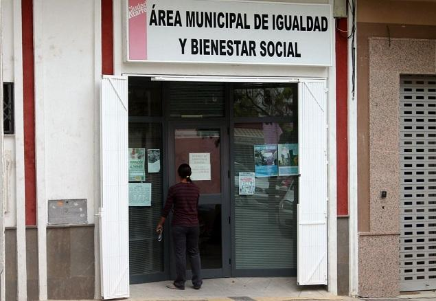 Oficina municipal de Igualdad y Bienestar Social.