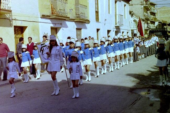 Una de las fotos antiguas de Peligros.