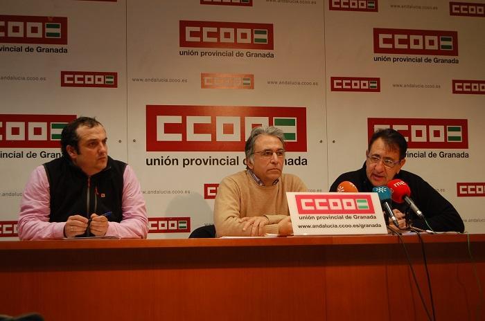 CCOO pide la libre absolución de los trabajadores.