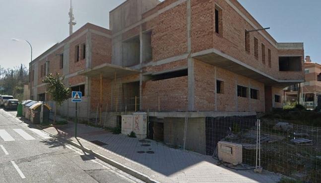 Centro de salud Bola de Oro, que se inició en 2010.