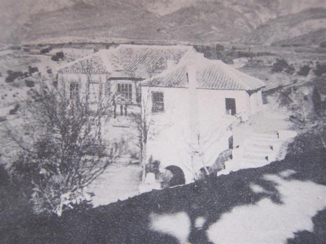 El paraje en el que se levantó La Colonia fue adquirido por la Consejería de Cultura en 2001.