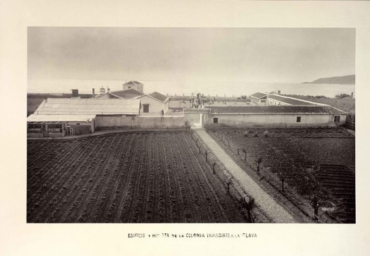 Imagen de la Colonia de Almuñécar.
