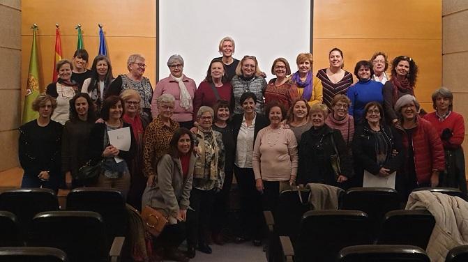 Foto de familia tras celebrarse el Consejo de Igualdad.