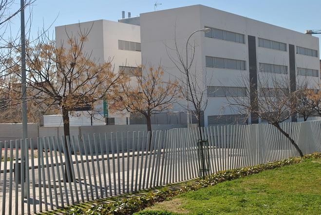 Edificios de la Junta en Almanjáyar, infrautilizados hasta ahora.