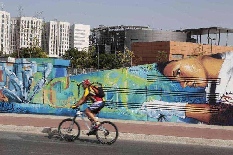 La capital exige cambios en el modelo para el uso de la bicicleta.