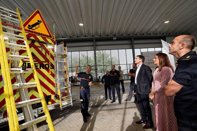 El nuevo vehículo está destinado a los rescates en accidentes de tráfico.