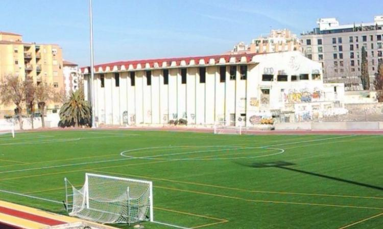 Estadio de la Juventud, tras la primera fase de la remodelación.