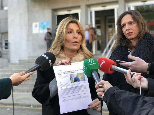 Eva Martín, en una imagen de archivo con Rocío Díaz.