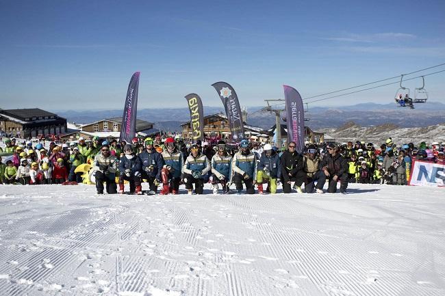 Gala de la FADI en Sierra Nevada.