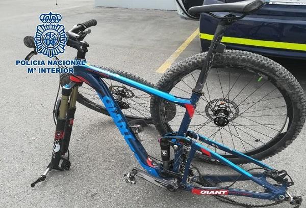 Las bicicletas han sido devueltas a sus propietarios.