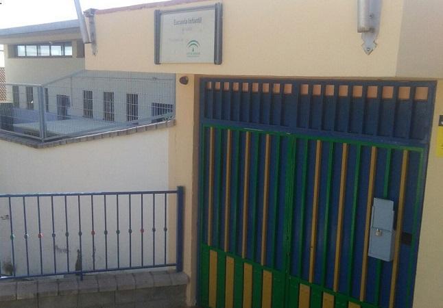 Escuela Infantil de Moraleda de Zafayona.