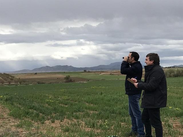 La comunidad de regantes tiene 1.800 hectáreas en transformación a regadío.