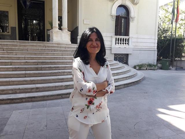 La subdelegada del Gobierno, Inmaculada López Calahorro.