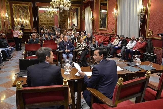 Reunión de alcaldes convocados por la capital.