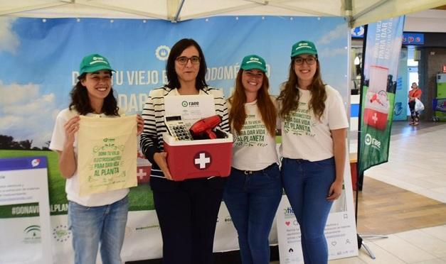 Presentación de la campaña 'Dona Vida al Planeta'.