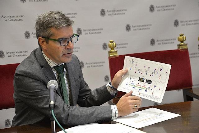 César Díaz explica el plan especial para Todos los Santos y 'Halloween'.