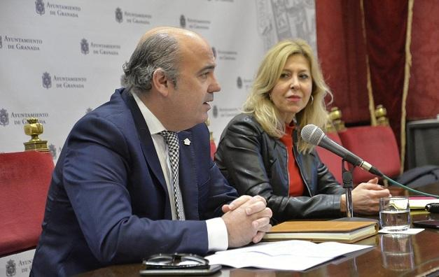 Antonio Lasso y Pepa Rubia.
