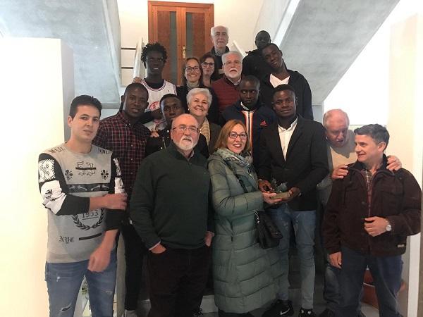 La entrega del premio se celebró en la Fundación Euroárabe.