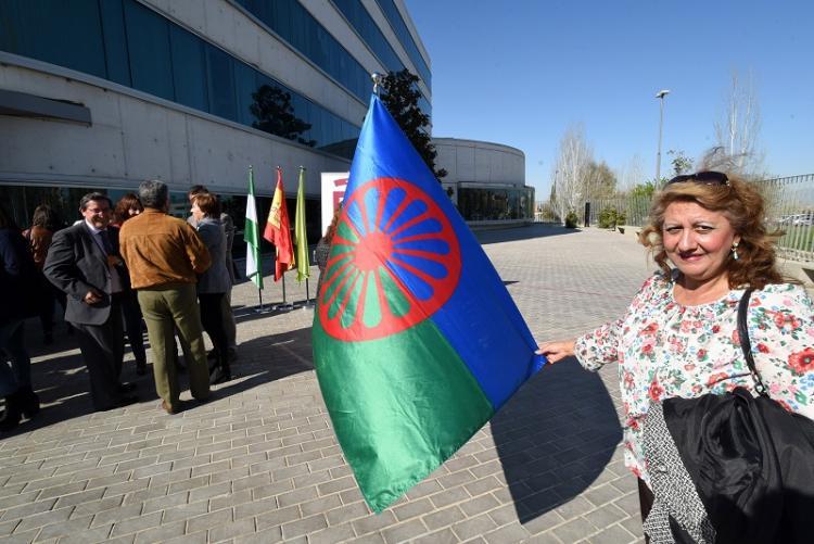 El Día Internacional del Pueblo Gitano se celebra el 8 de abril.