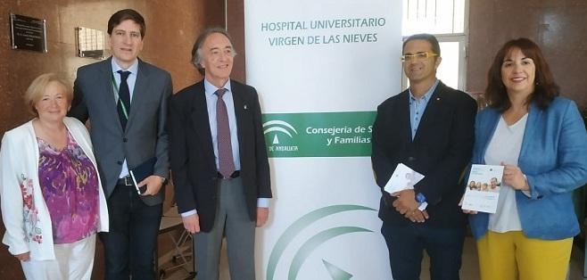 El hospital ha celebrado un encuentro informativo sobre la epilepsia.