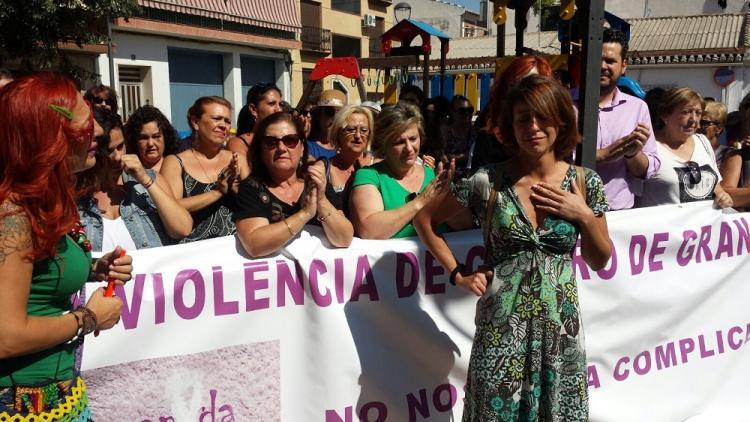 Juana Rivas, el pasado 26 de julio.
