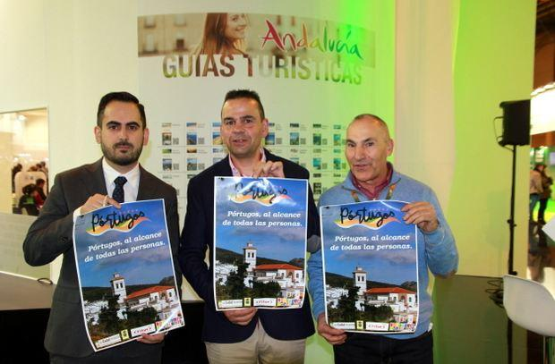 Presentación de la iniciativa de Pórtugos en Fitur.